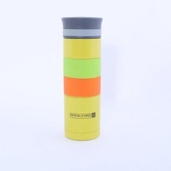 Royalford RF7615 Stainless Steel Vacuum Bottle, 300ml