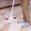 Royalford RF2369-FB Floor Broom with Metal Handle, 120 CM