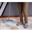 Royalford RF2370-FB Floor Broom with Metal Handle, 120 CM