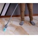 Royalford RF2370-FB Floor Broom with Metal Handle, 120 CM