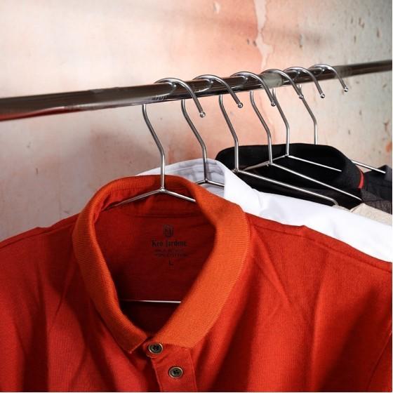 Royalford RF2575 Metal Hanger Set, 6 Pcs