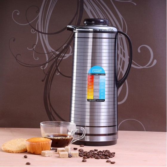 Royalford RF5291 Vacuum Flask, 1.9L