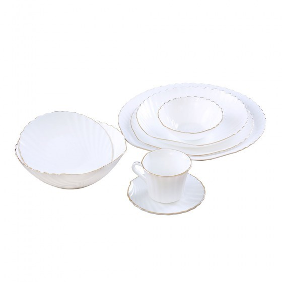 Royalford 40 Piece Dinner Set