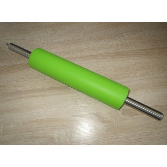 Royalford RF8325 Deluxe Rolling Pin with Silicone