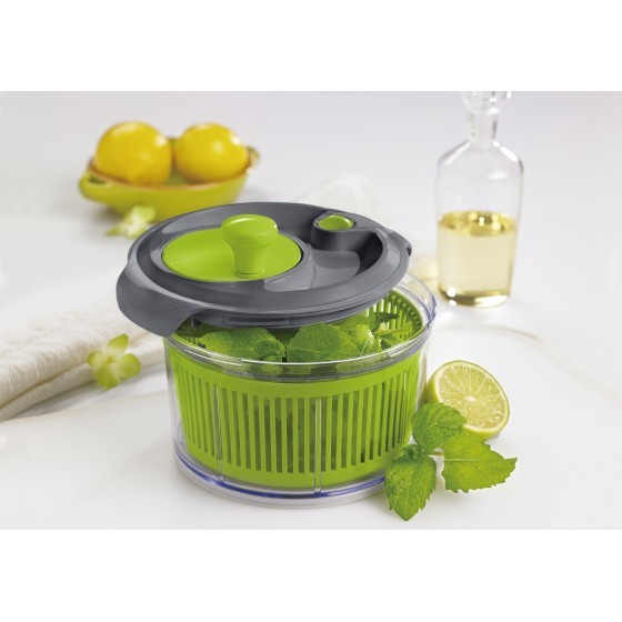 "Royalford Mini Salad Spinner (16.5cm, 6.5"") 
