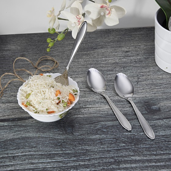 Royalford RF3001 Table Spoon Set, 3pieces