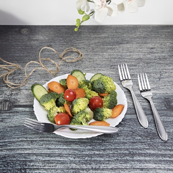 Royalford RF3002 Table Fork Set, 3pieces