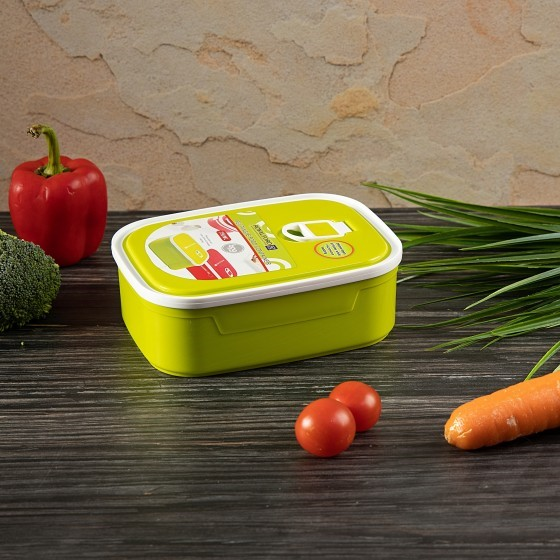 790Ml Rect Food Container