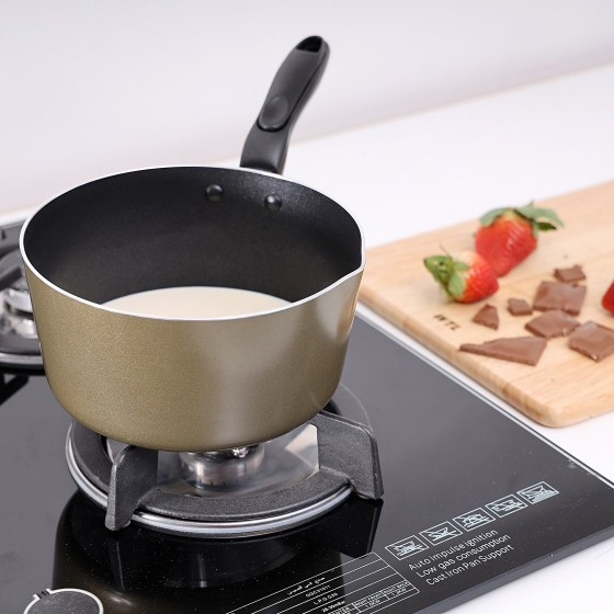 Royalford RF2010-MP14 Non-stick Milk Pan, 14cm