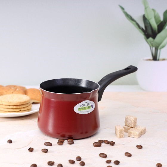 RoyalFord RF1139-CP7.5 Non-stick Coffee Pot, 430ml