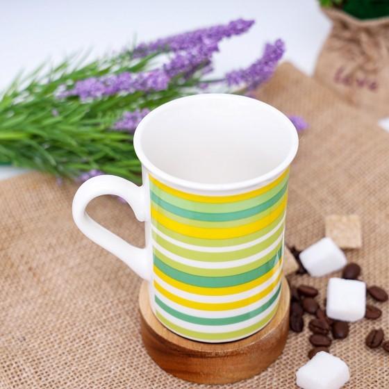 Ceramic Mug, 10 Oz