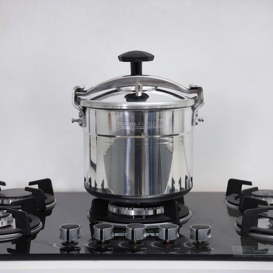 Aluminium Pressure Cooker, 7L