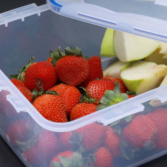 Royalford 500ml Meal Prep | Transparent Food Container
