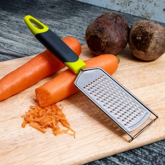 S S Grater with ABS handle