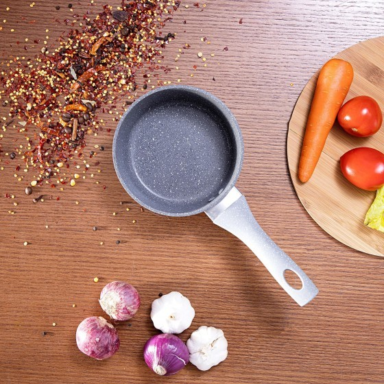 Royalford Smart Saucepan with Durable Marble Coating